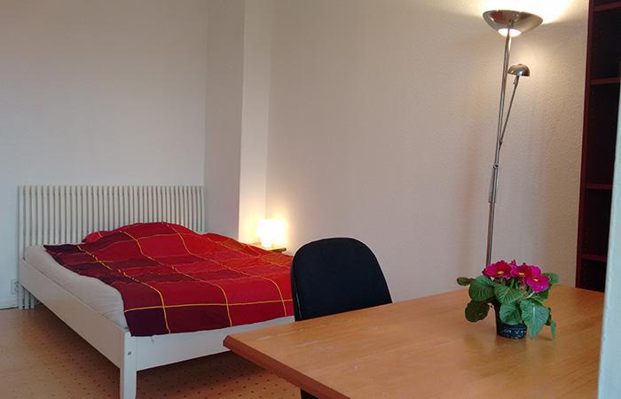 Chambre/Zimmer Alexandra