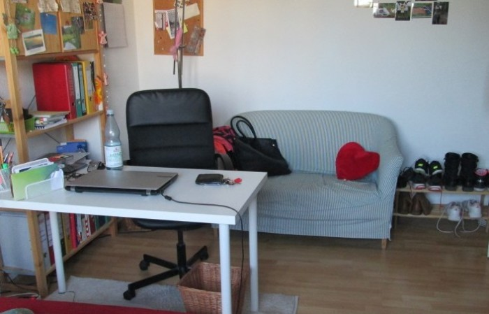 Chambre/Zimmer Maxime